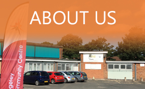 Link image for About Rugeley Community Centre