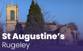 Link image for St Augustine's Church, Rugeley