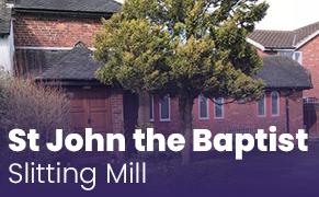 Link image for St John the Baptist, Slitting Mill