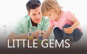 Link image for Little Gems, Ages 4 and Under