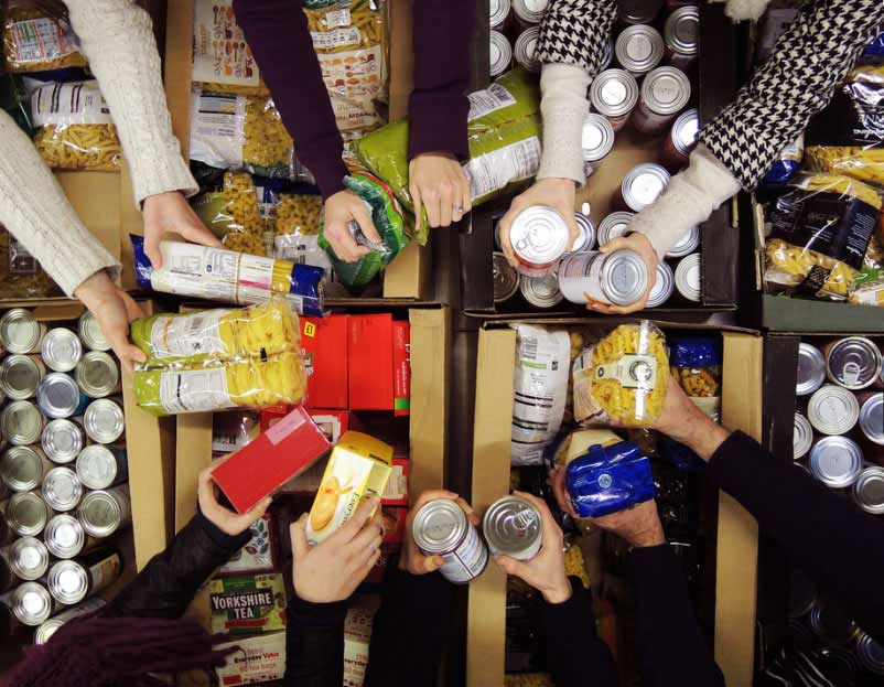 Rugeley Foodbank